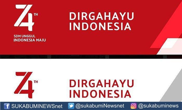 Download Tema Dan Logo Hut Kemerdekaan Ri Ke 74 Tahun 2019