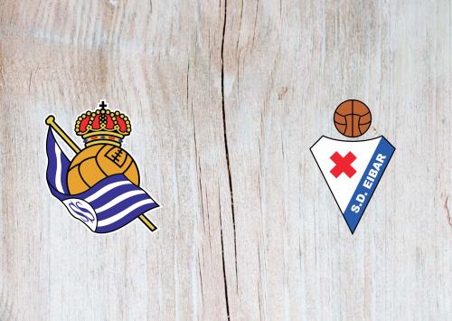 Real Sociedad vs Eibar -Highlights 13 December 2020