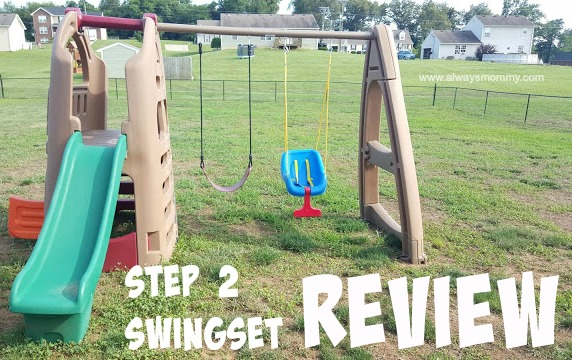 Step 2 Naturally Playful Climber And Swingset Extension Review