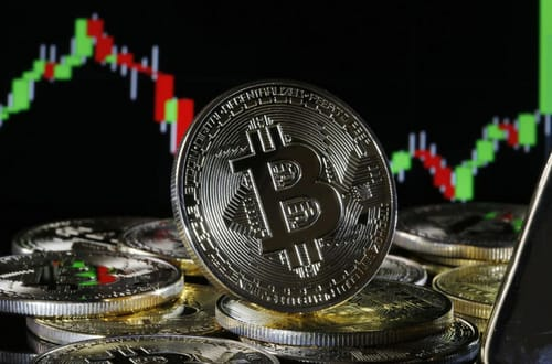 Once again Bitcoin is worth over a trillion dollars