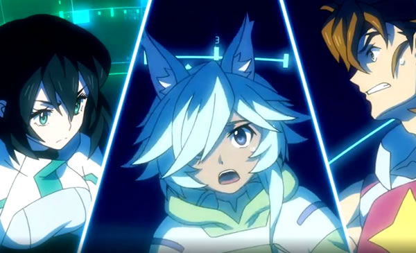 Gundam Build Divers Re:Rise Episodio 03