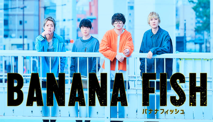 Blue Encount - Banana Fish anime opening