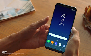 Samsung Galaxy S8/S8+ Features