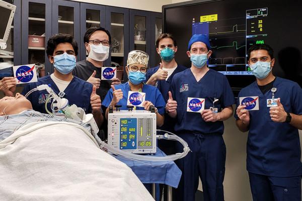 ناسا تساهم في جهود مكافحة كورونا من خلال صناعة أجهزة التنفس الاصطناعي