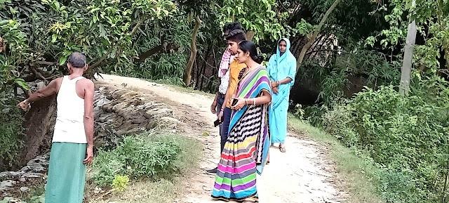 बाढ़ में फिर डूबेगी रानीपुर, नहीं हुई बांध की मरम्मत