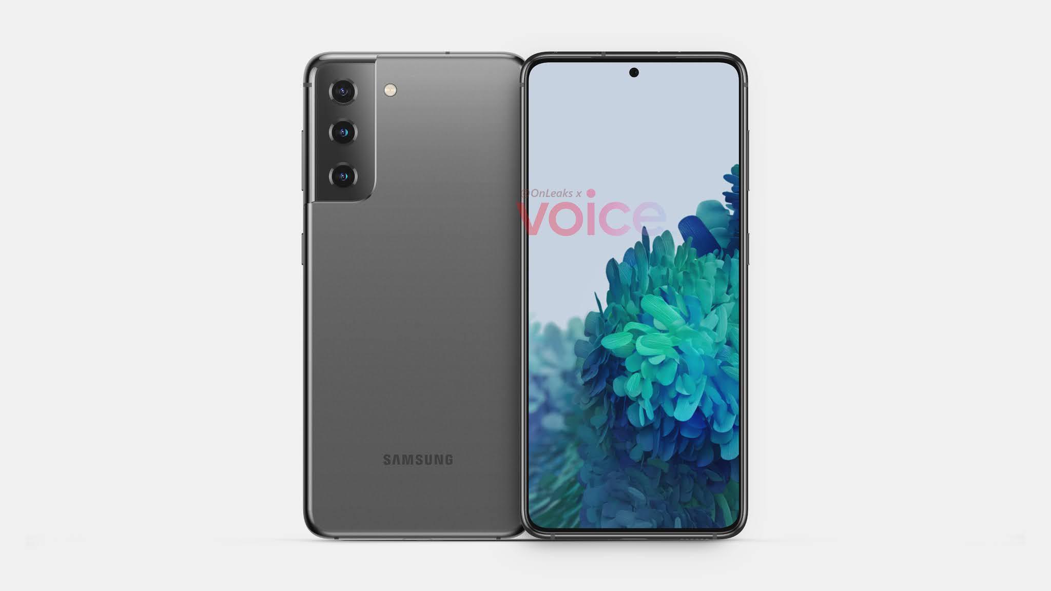 Questi sono i nuovi Samsung Galaxy S21 e Galaxy S21 Ultra