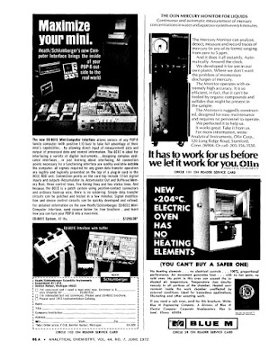PDP-8 minicomputer Interface