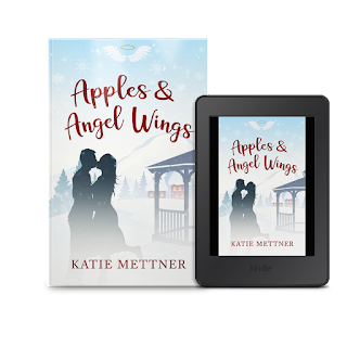 Cover reveal ~ Apples and Angel Wings