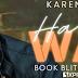 Book Blitz - Except & Giveaway - Harm's Way by Karen Renee