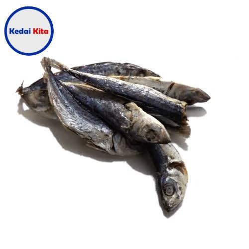 Ikan Dencis Rebus Asin 250 Gram