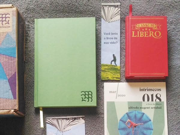 Intrínsecos, o clube de assinatura de livros da Editora Intrínseca - #018