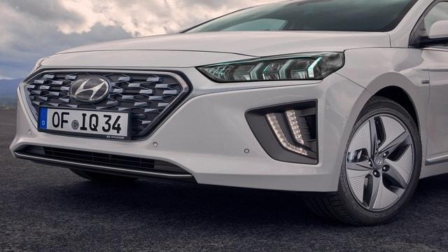 Hyundai Ioniq is ready for the year 2020