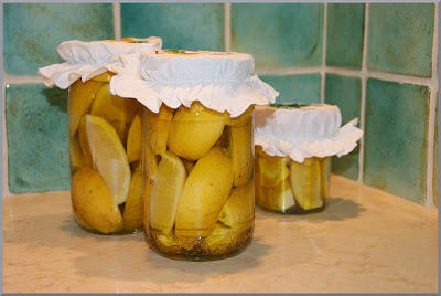 citron confit huile oil preserved lemon
