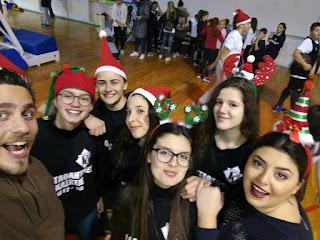 Χριστουγεννιάτικο Τουρνουά Ακαδημίας Πιερικού Αρχέλαου