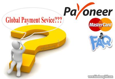 Những câu hỏi thường gặp khi sử dụng, đăng ký Payoneer | Phần 3