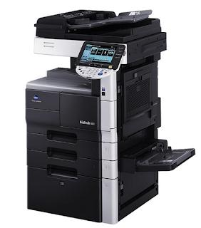 Mengatasi Hasil fotocopy Semakin Pudar Konica Minolta Bizhub 501