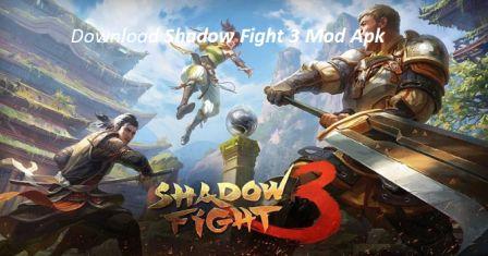 Shdow Fight 3 Mod Apk-apksDoz