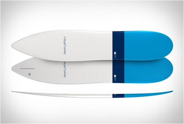 Meyerhoffer Unique Surfboard Design