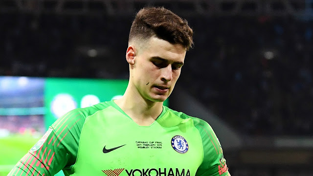 I hope there will be no difficulties with Kepa - Thomas Tuchel