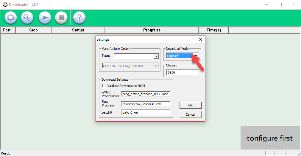 How To Use QComDloader Tool 3