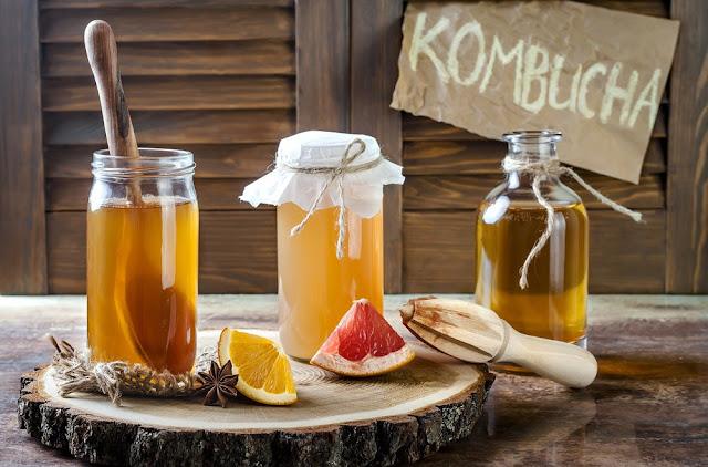 Kombucha - O Que É e Quais os Benefícios