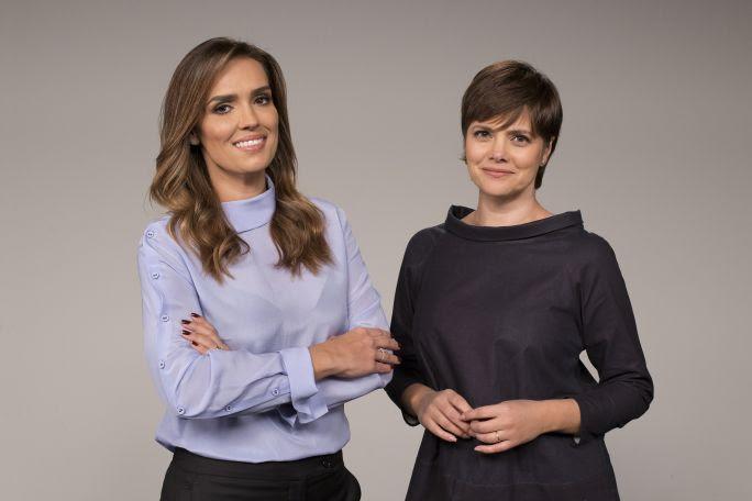 Karyn Bravo e Ana Paula Couto (Foto: Nathalie Bohm).