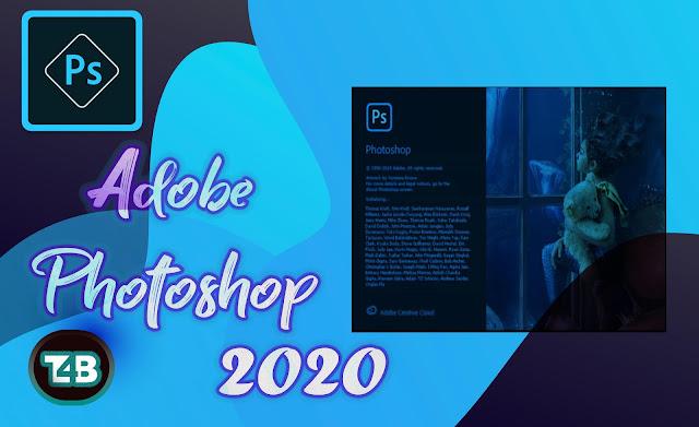 برنامج Adobe Photoshop 2020