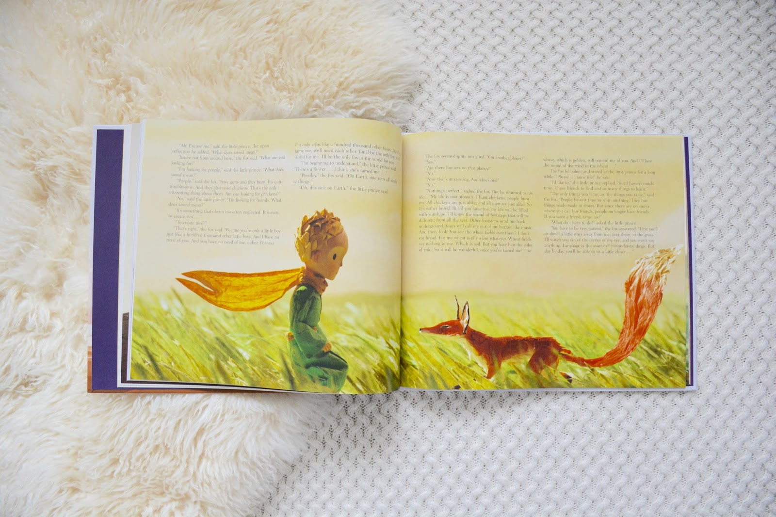 book review of the little prince The little prince has 6 reviews and 2 ratings reviewer awesomessb wrote: i am reading the graphic novel in english and so far, it was one of the best books ever.