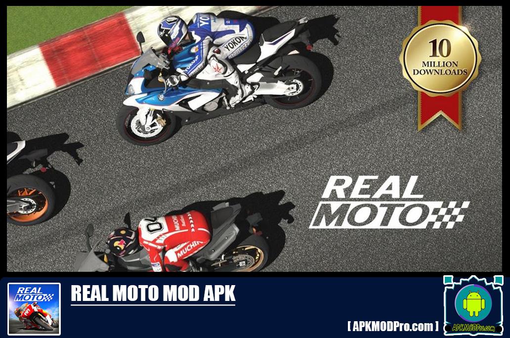 Download Real Moto Mod Apk