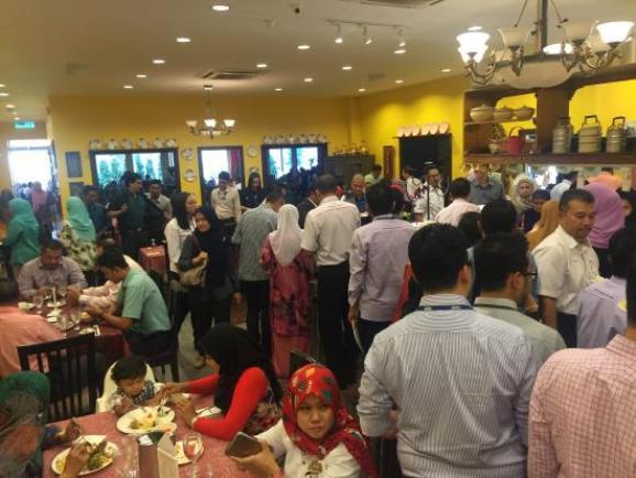 Restoran Rebung Dato Chef Ismail Tempat makan sedap di kuala lumpur kl