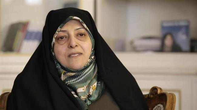 Paris climate agreement won't fall apart with US President Donald Trump's withdrawal:Head of Iran's Department of Environment Massoumeh Ebtekar