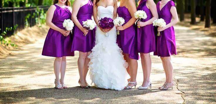 Bright Coloured Bridesmaid Dresses: Bridesmaid Dresses Blog: 2013 Top 10 Bridesmaid Dress Color