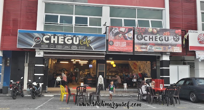 CHEGU CAFE SERI ISKANDAR PERAK