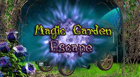 365Escape Magic Garden Escape