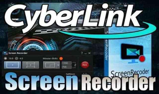 تحميل وتفعيل برنامج CyberLink Screen Recorder Deluxe عملاق تصوير شاشة الكمبيوتر بجودة عالية