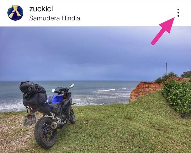 Cara mengunduh foto dan video dari Instagram