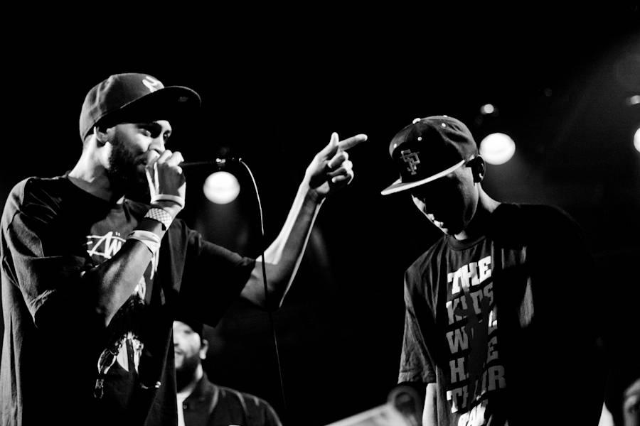 Reconstructing The Dynamics of Rap Battles - Creative-HipHop