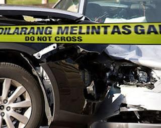 Kecelakaan Terjadi di Jalan Tol Jakarta-Cikampek