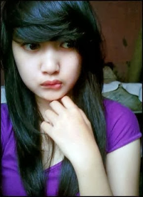 foto gadis cantik Indonesia