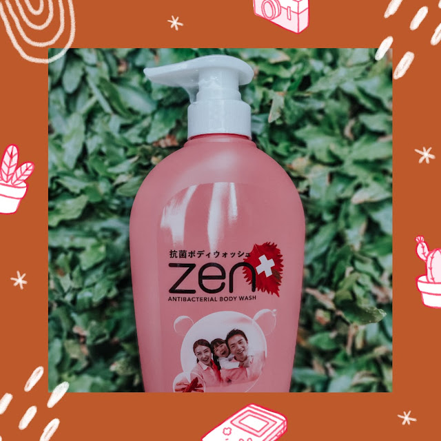 Zen Body Wash Shiso & Sandalwood