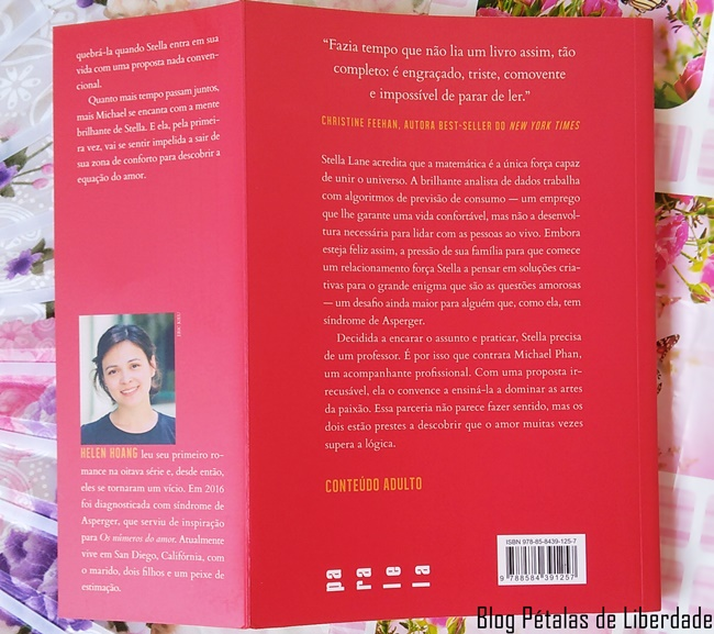 livro, Os-numeros-do-amor, Helen-Hoang, Paralela, sinopse, capa