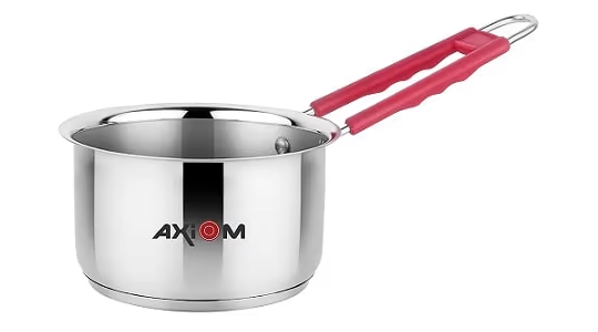 AXIOM Stainless Steel Saucepan