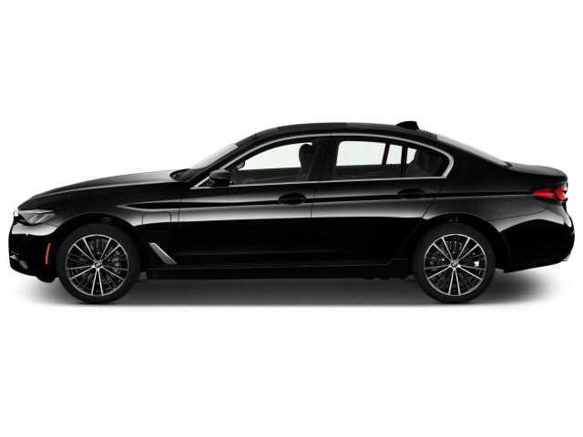 2021 BMW 5-Series Review