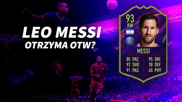 Leo Messi OTW FIFA 22