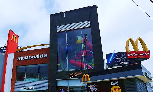 McDonald's de Pueblo Libre
