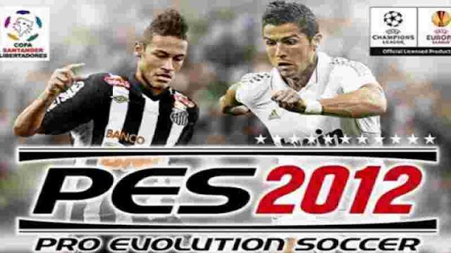 game pes 2012