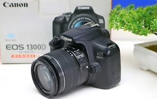 Canon EOS 1300D Wi-Fi Second