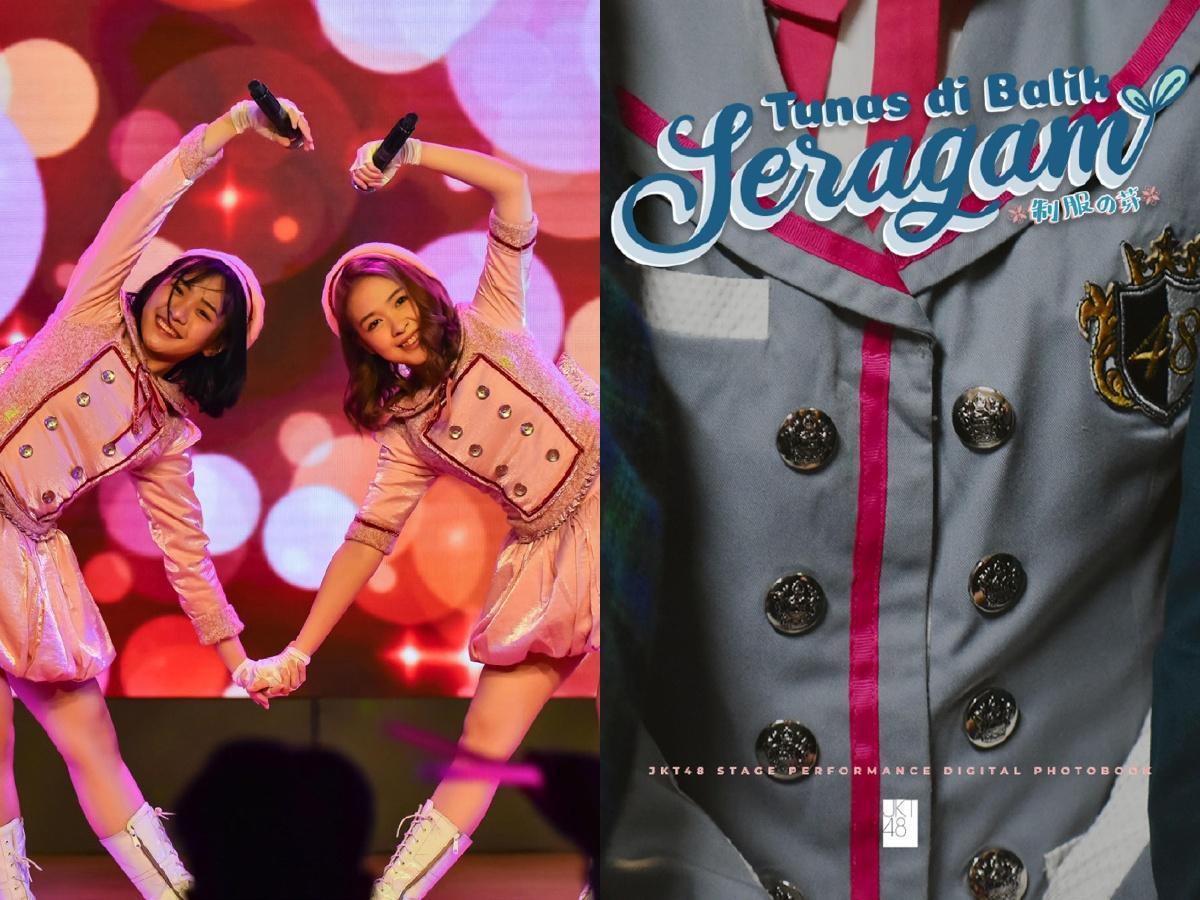 [Digital Photobook] JKT48 – Tunas di Balik Seragam (2021-08-03)