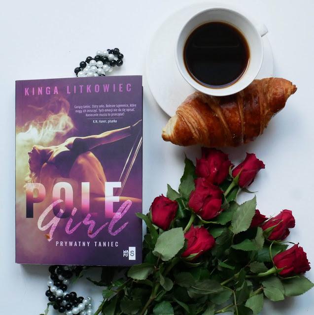 Recenzja książki Pole Girl Kingi Litkowiec