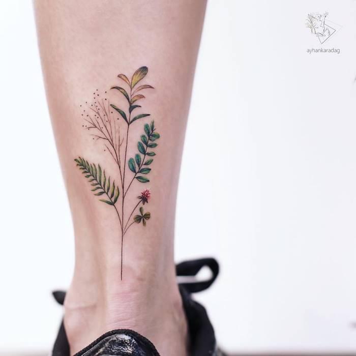 33 Most Beautiful Designer Tattoos | Ayhan Karadag